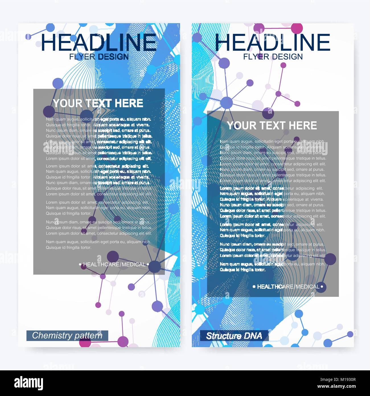 Folleto diseño de folleto. La portada de la revista Identidad ...