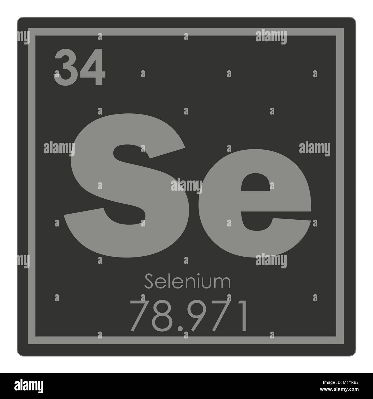 Tabla peridica de elementos qumicos de selenio ciencia smbolo tabla peridica de elementos qumicos de selenio ciencia smbolo urtaz Choice Image
