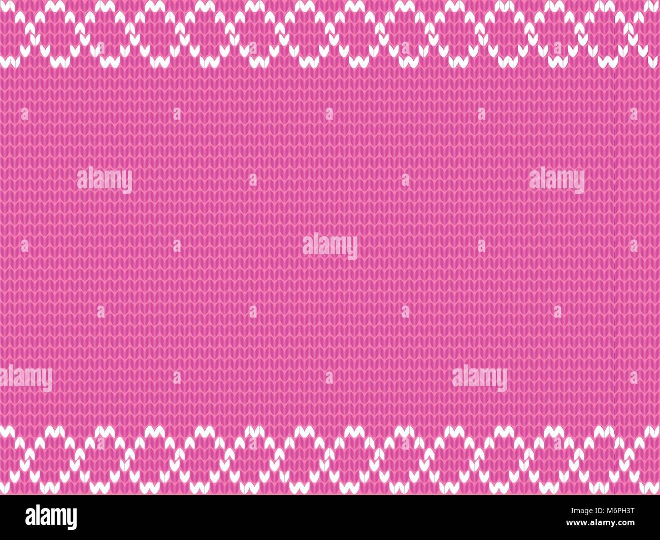 Cute baby pink tejer enmarcadas con fondo blanco weavy patrón ...