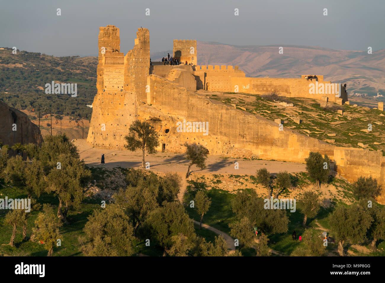 Resultado de imagen de Fez, Marruecos BORJ NORD