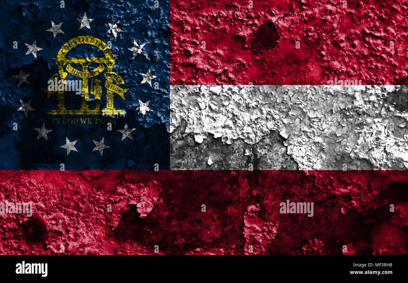 Único Colorear Bandera De Estado De Kansas Festooning - Ideas ...