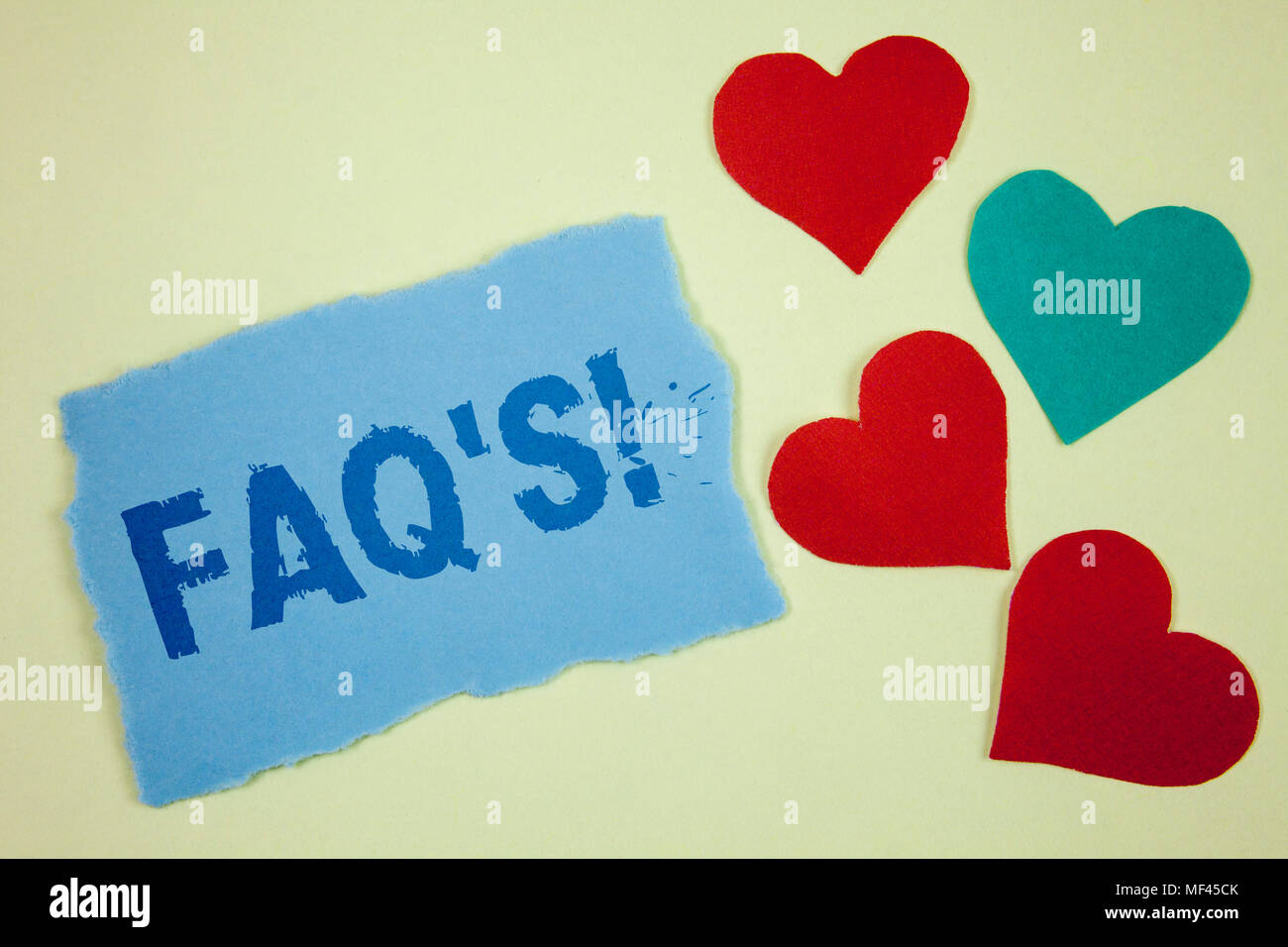 Questions Answered Imágenes De Stock & Questions Answered Fotos De ...