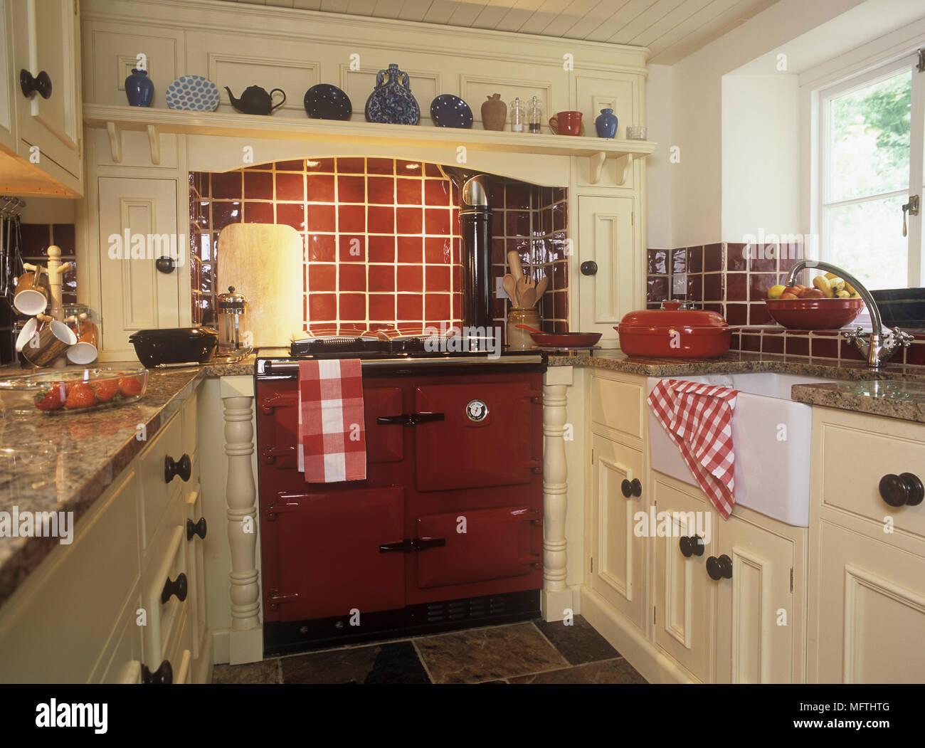 Fantástico Independiente Mueble De Cocina Con Fregadero De Belfast ...