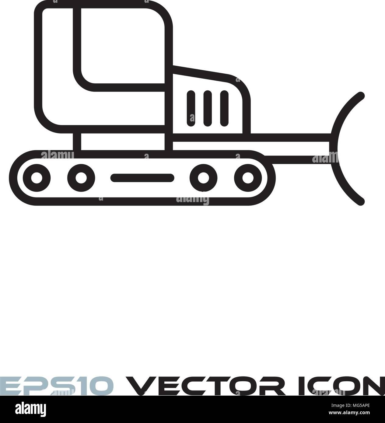 Atractivo Bulldozer Para Colorear Componente - Ideas Para Colorear ...