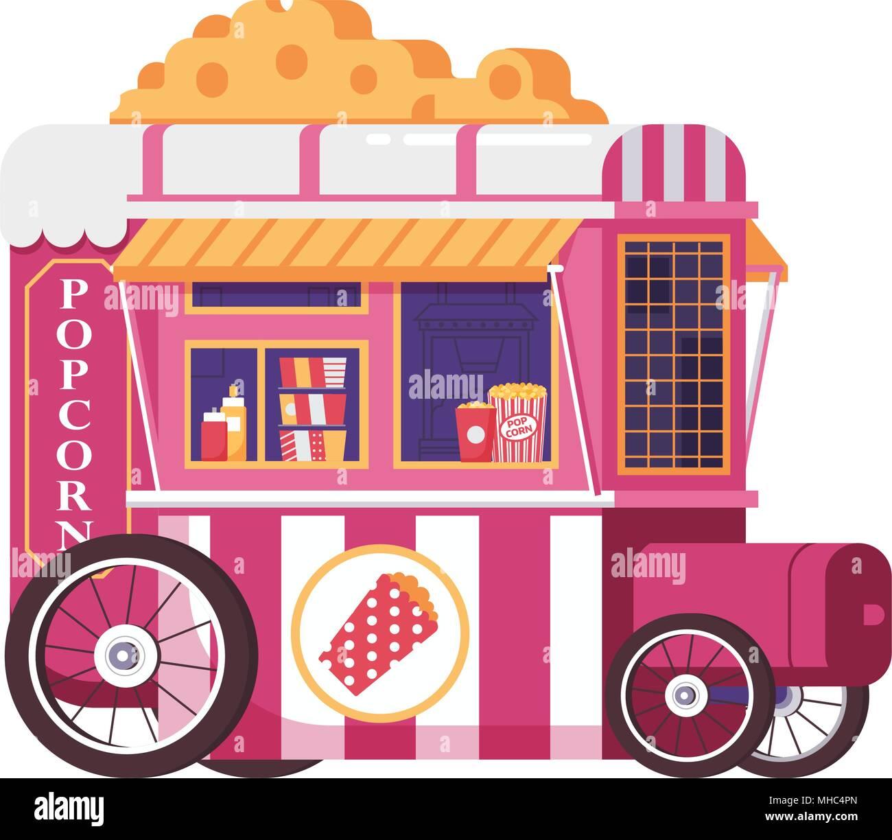 Vending Snack Machine Vector Illustration Imágenes De Stock ...