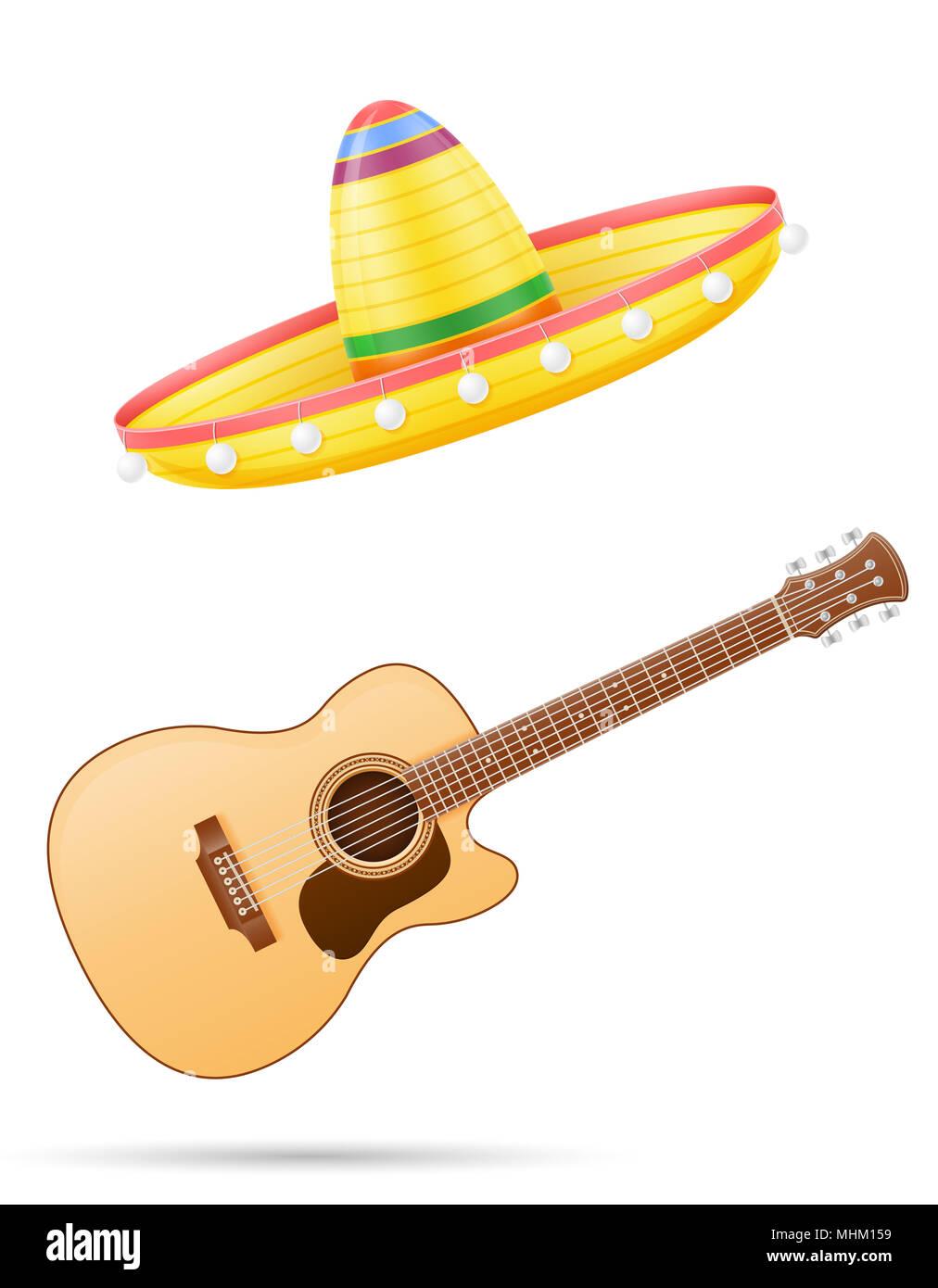 Moderno Dibujo De Guitarra Mexicana Galería - Ideas Para Colorear ...