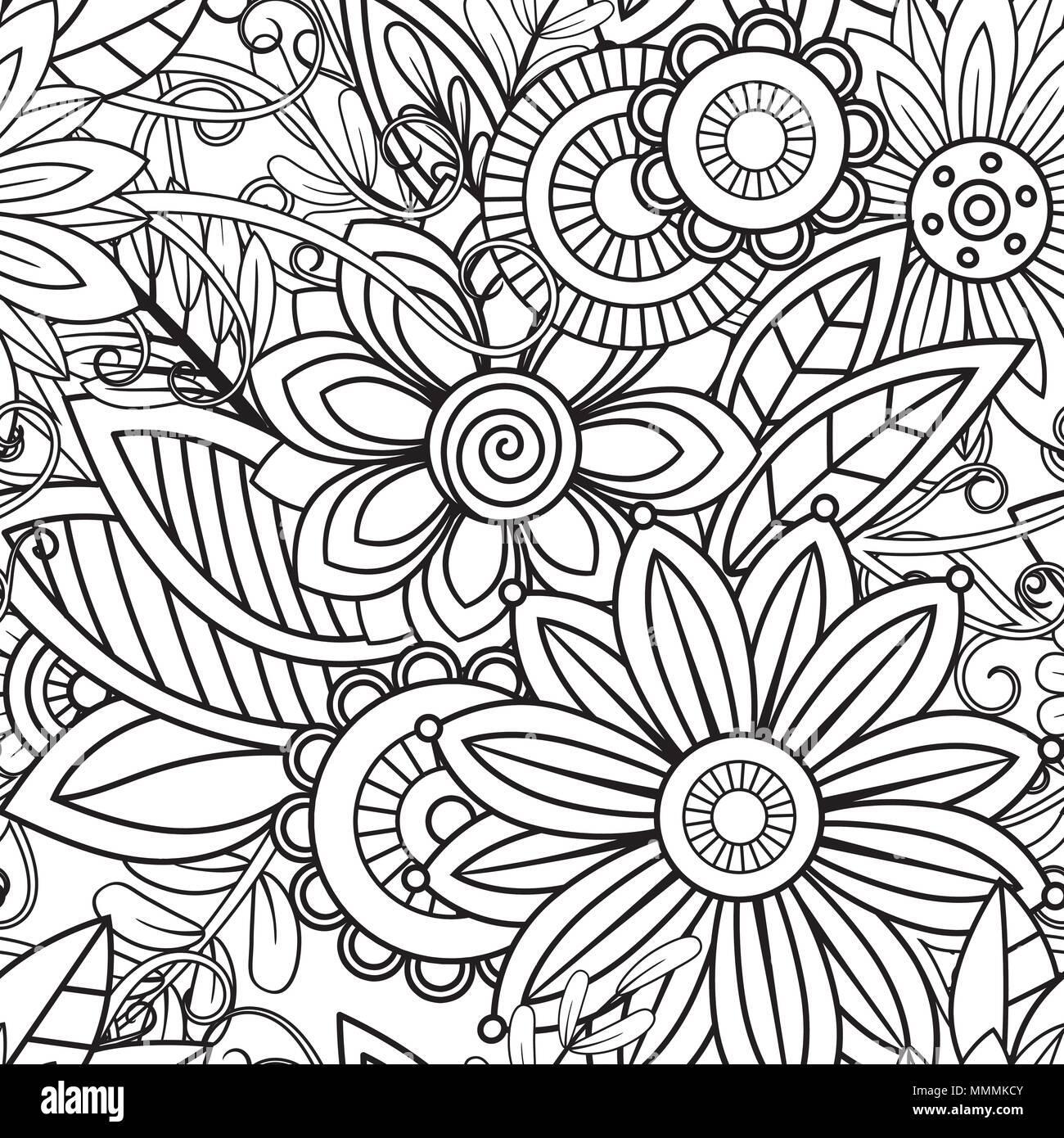 Dorable Páginas Para Colorear En Blanco Y Negro De Rosas Cresta ...