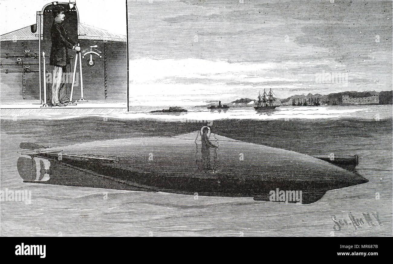 Contemporáneo Ingeniero Marino Reanudar Muestra Motivo - Colección ...