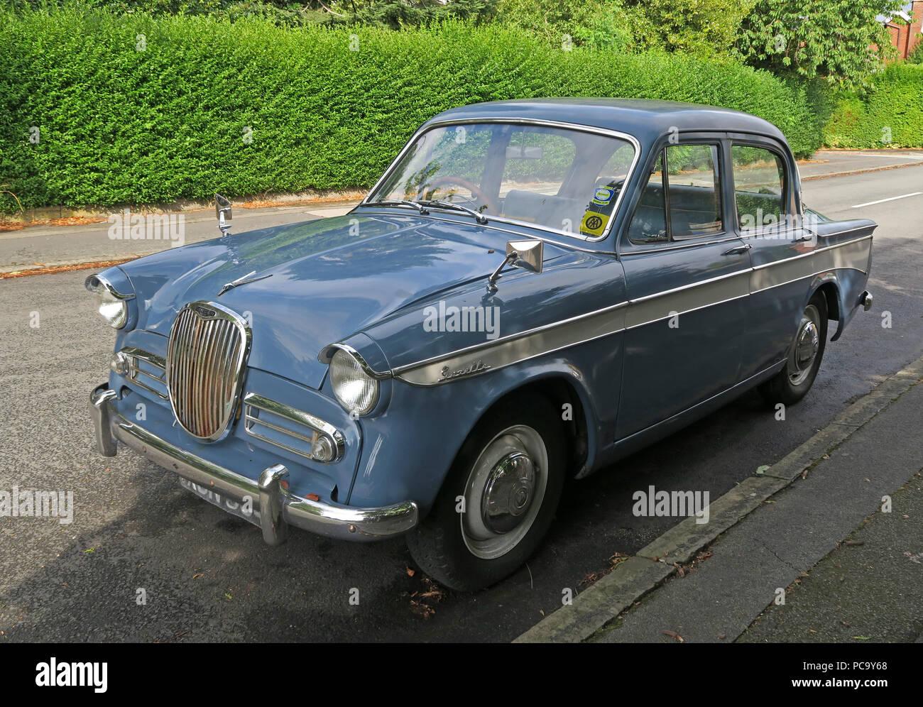 GoTonySmith,@HotpixUK,vehicle,transport,1960,1960s,blue,XJN534,in