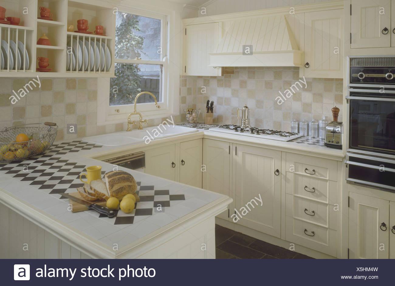 Vistoso Rojo Azulejos De La Cocina Bq Imagen - Ideas de Decoración ...