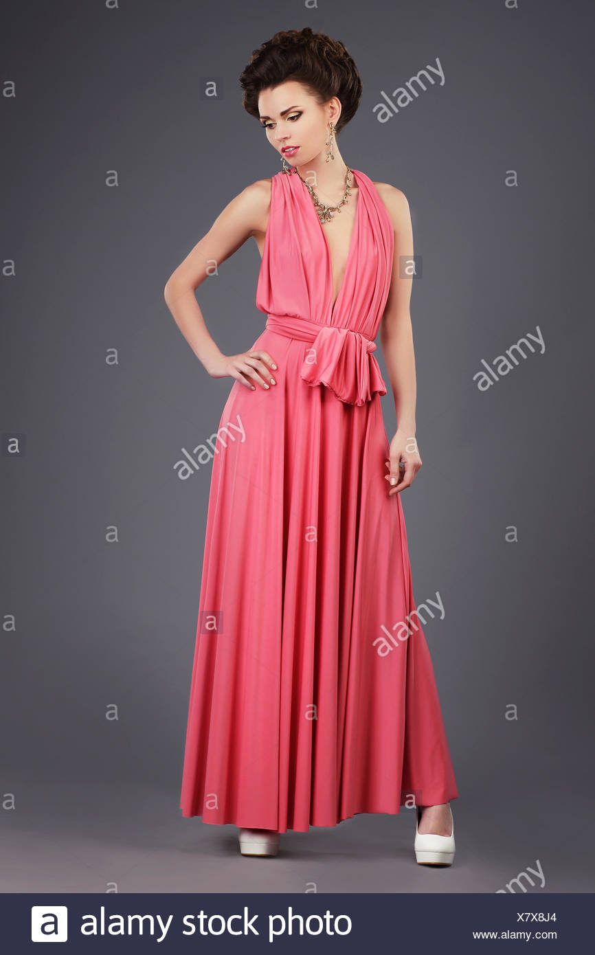 scarlet gown Stock Photos & scarlet gown Stock Images - Alamy