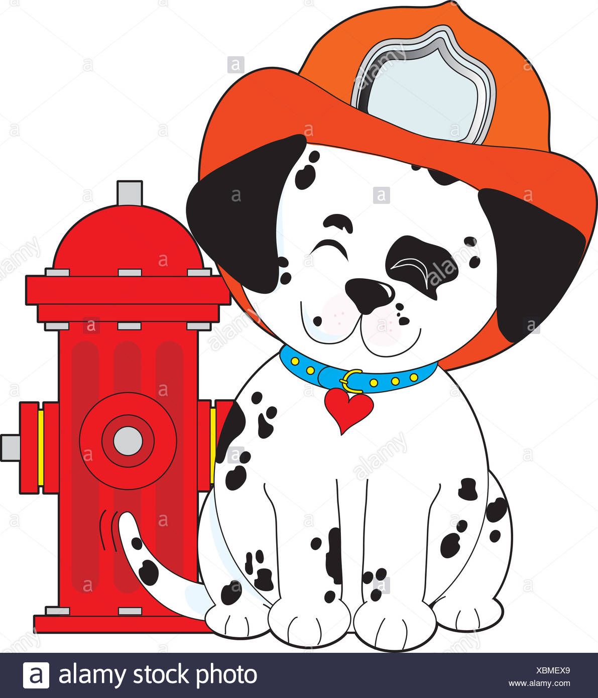 Excelente Colorear Perro De Fuego Molde - Ideas Para Colorear ...