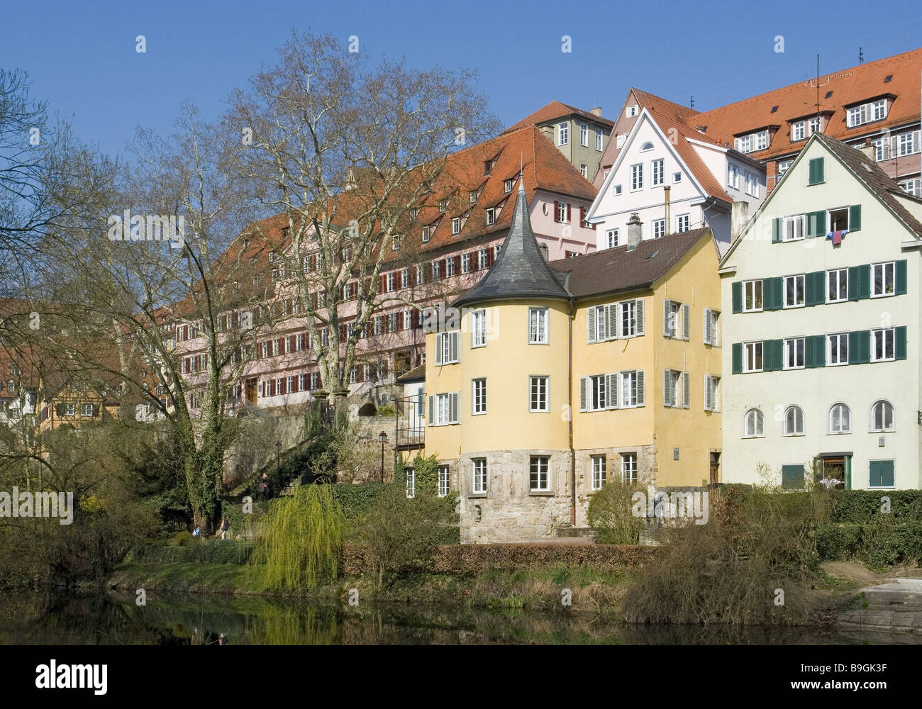 H lderlin photos h lderlin images alamy for Baden baden allemagne maison close