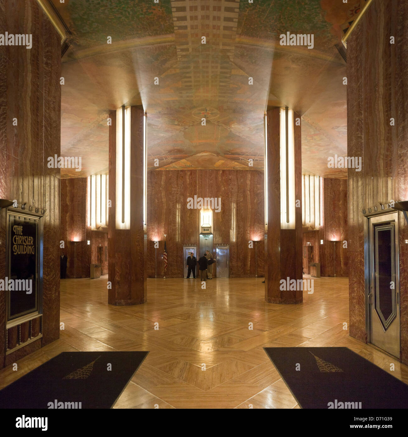 Chrysler Building Lobby Photos & Chrysler Building Lobby