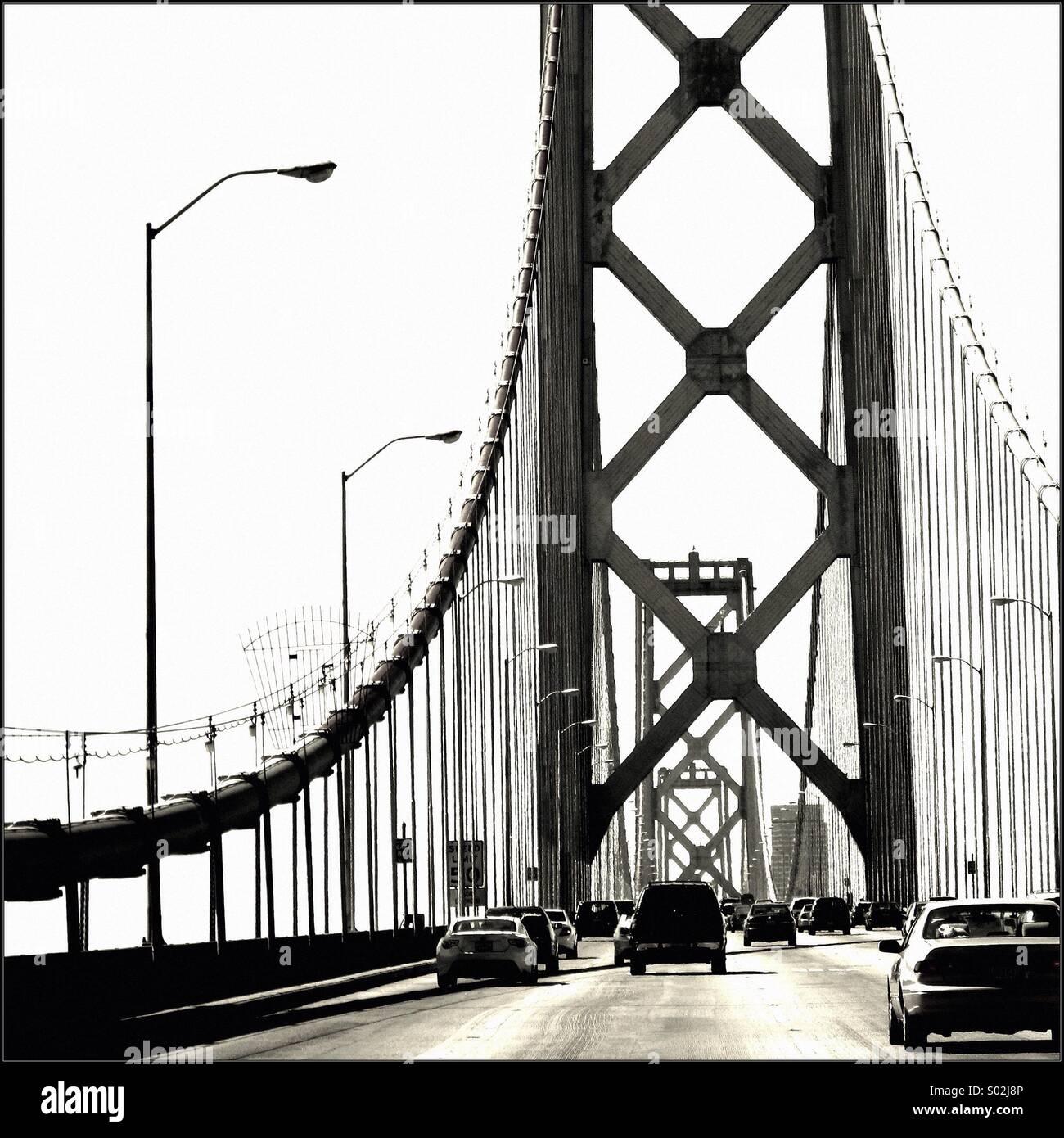 Pont Photo Stock
