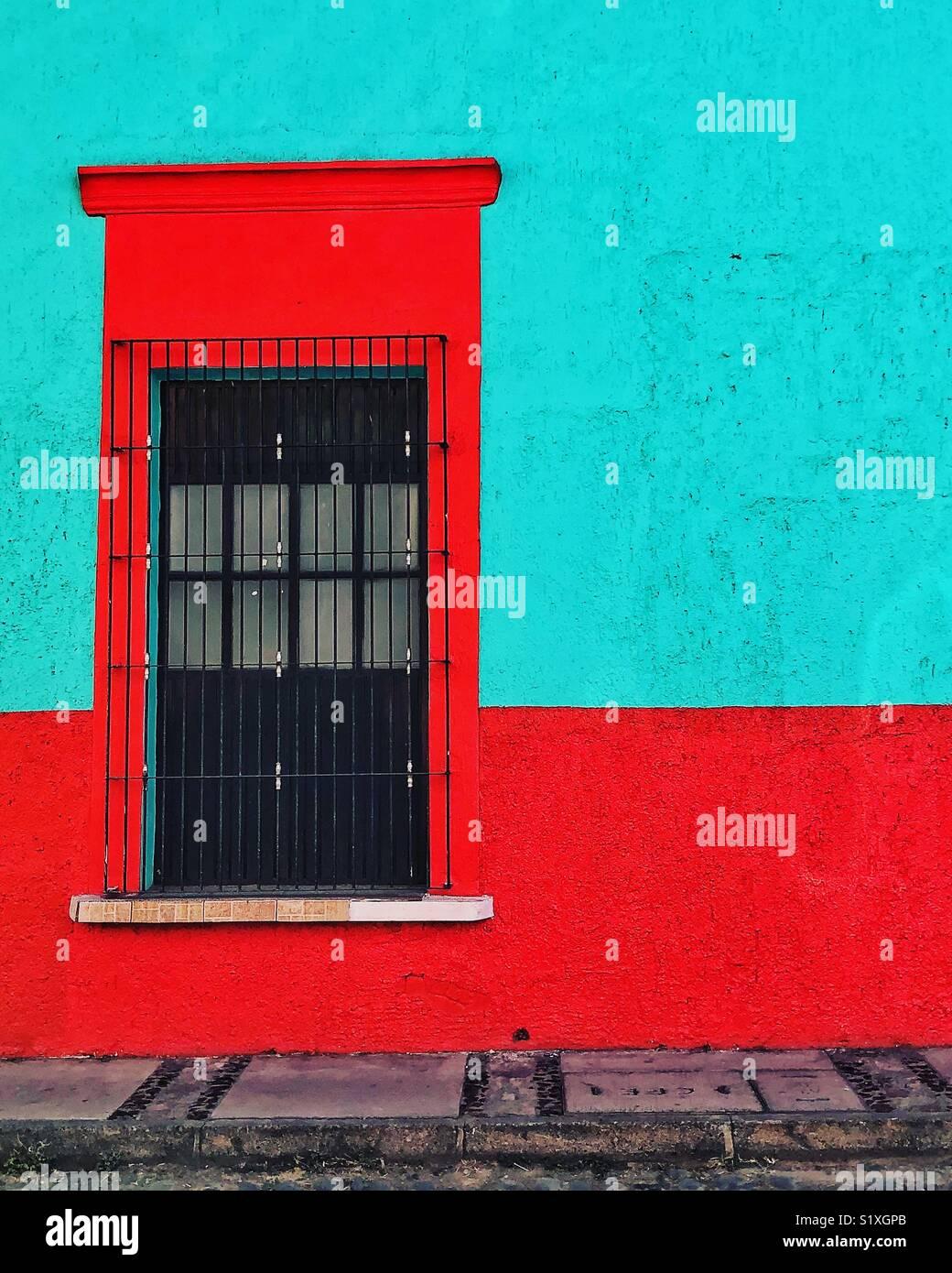 Mexique coloré Photo Stock