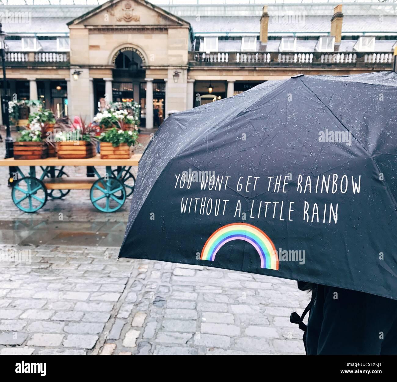 Covent Garden Photo Stock