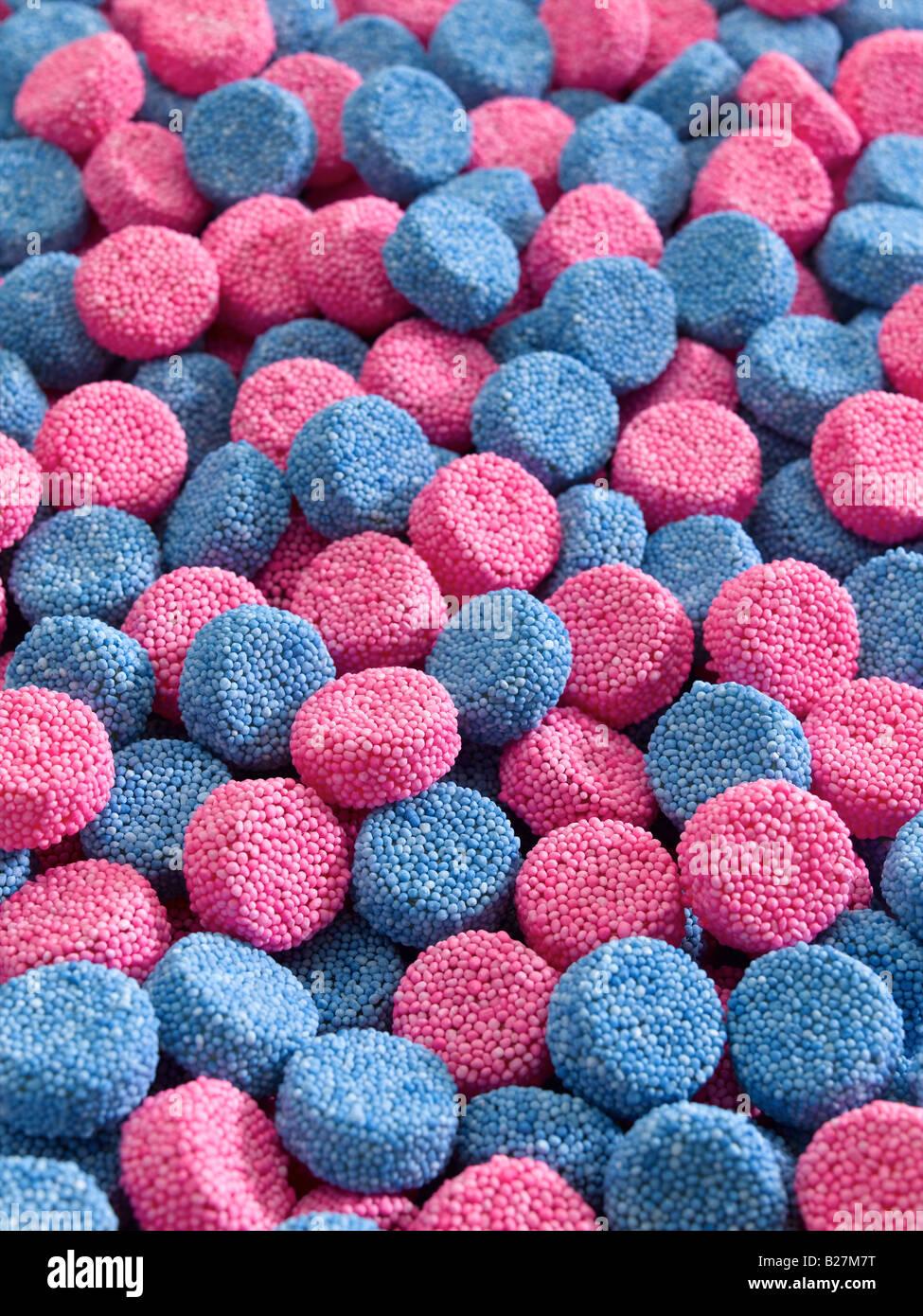 pulsanti di gelatina Immagini Stock
