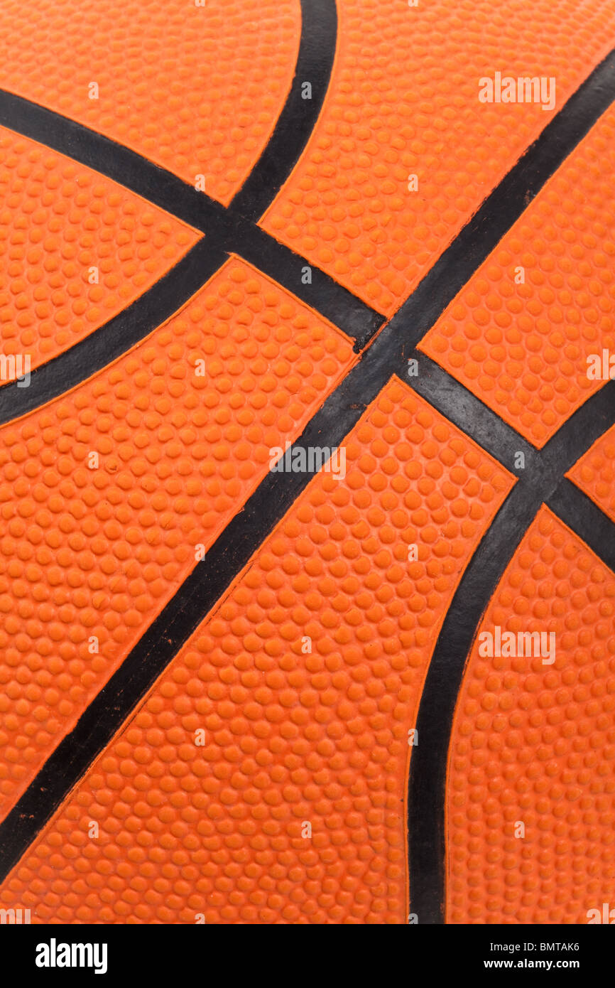 Orange Basket close up shot Immagini Stock