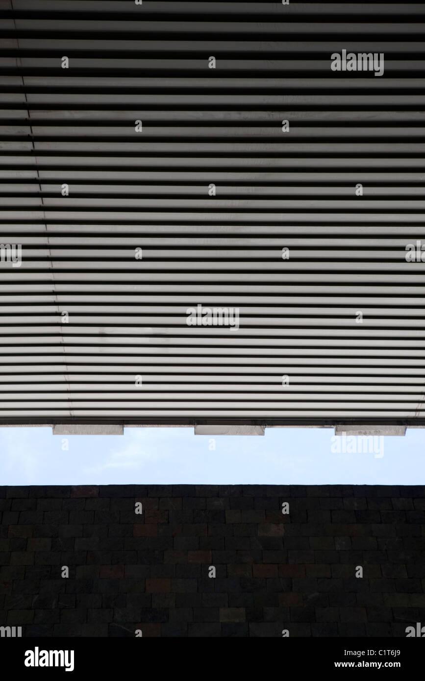 Dettagli architettonici Immagini Stock