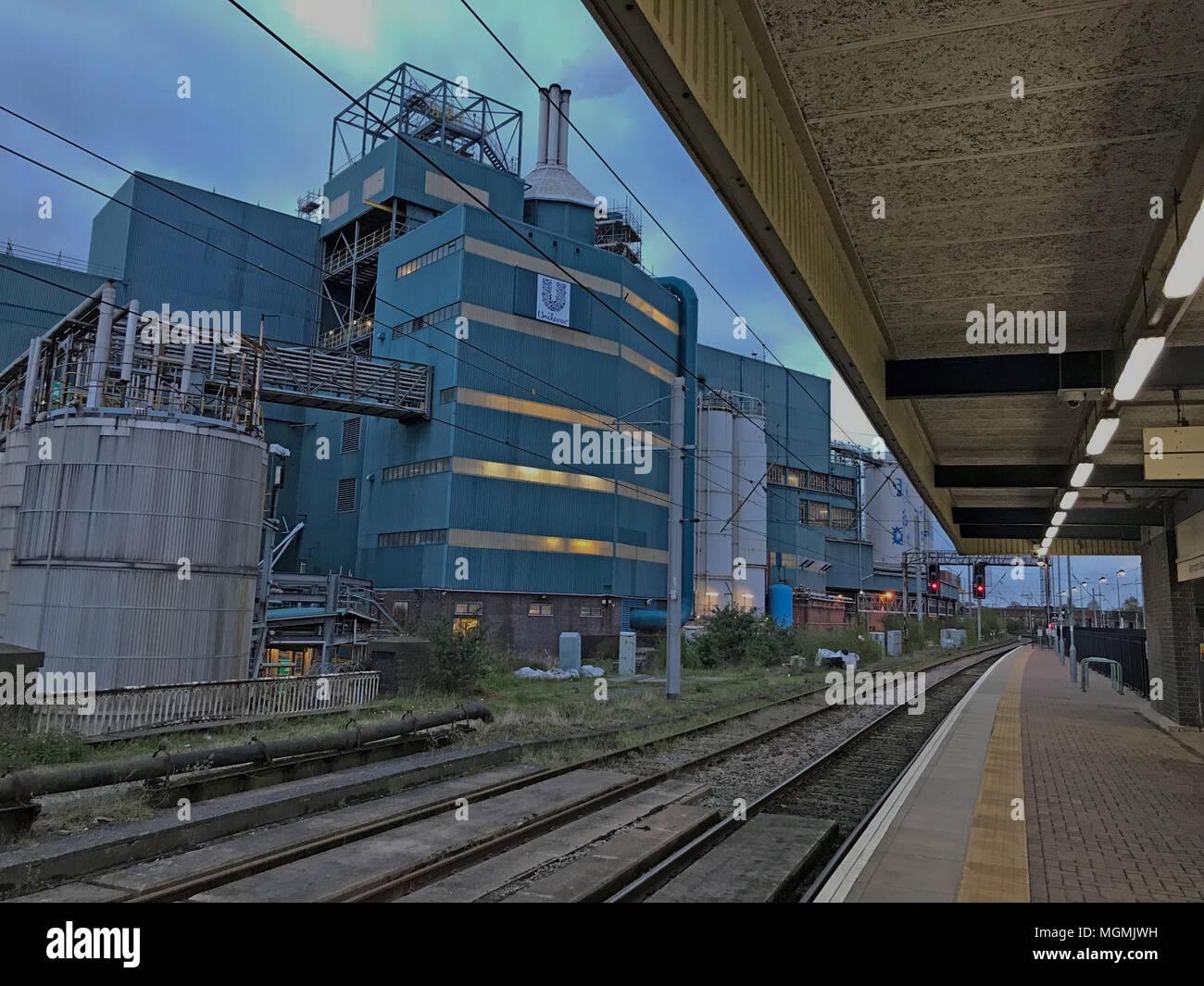 GoTonySmith,factory,plant,at,Warrington,Bank