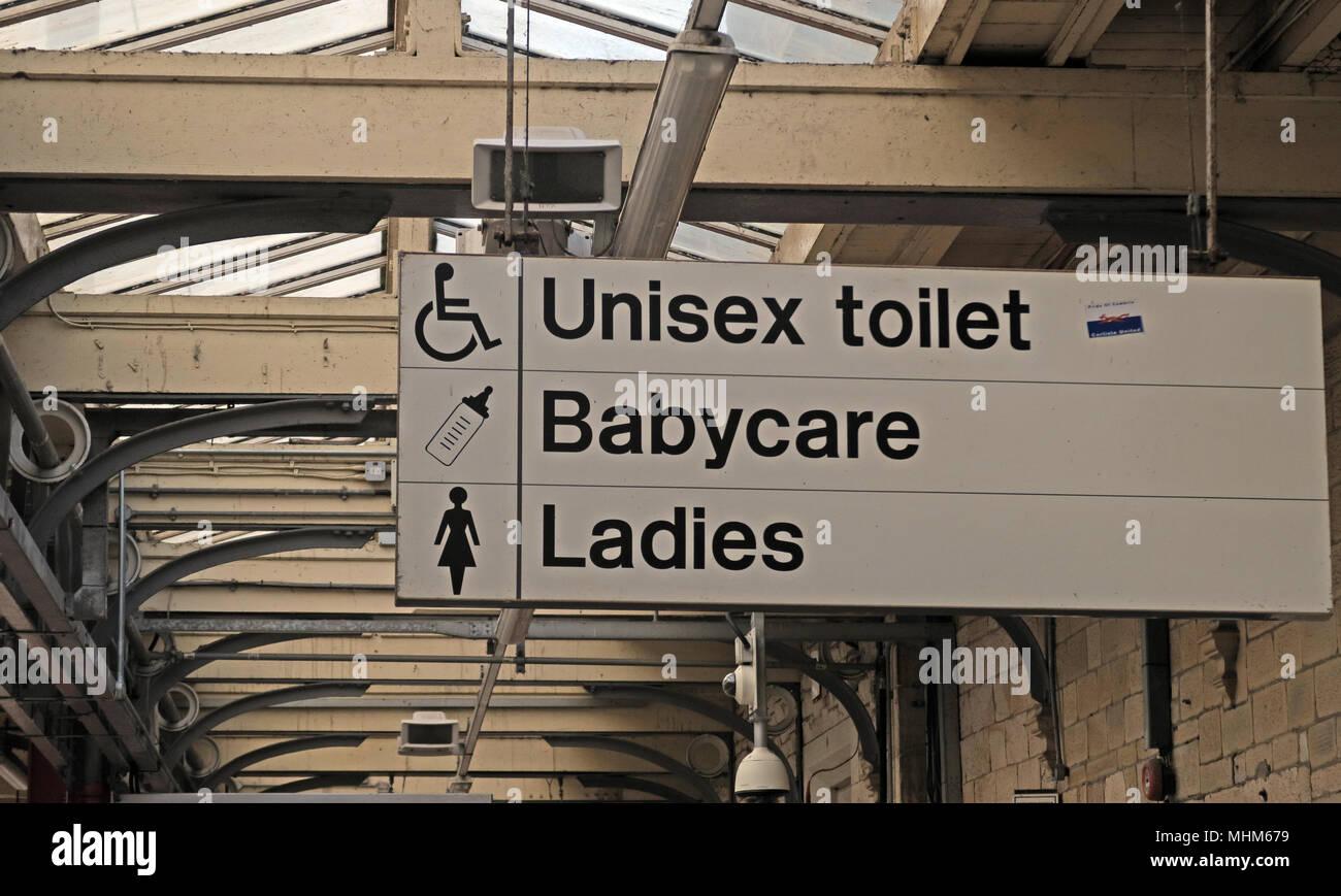 England,UK,Lancaster,Railway,Station,rail,railway,facilities,unisex,male,gentlemen,bathroom,bathroomd,transsexual,transgender,GB,Great