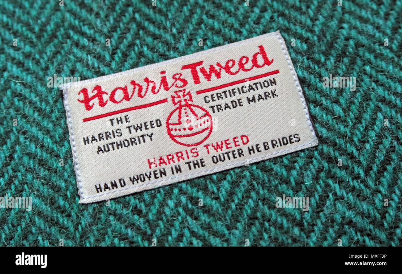GoTonySmith,@HotpixUK,Harris,Tweed,material,product,crofter,Harris