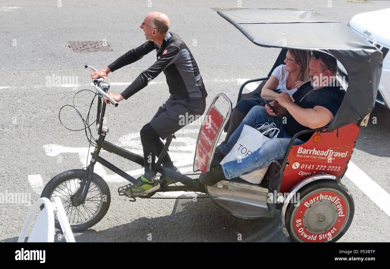 GoTonySmith,@HotpixUK,customers,Scotland,UK,people,tourists,tourism,pedal,by