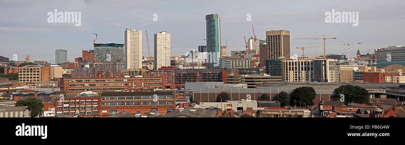 @HotpixUK,GoTonySmith,Panoramic,Skyline,England,UK,Midlands,pano,Bullring,Selfridges,commerce,commercial,retail,second,city,second