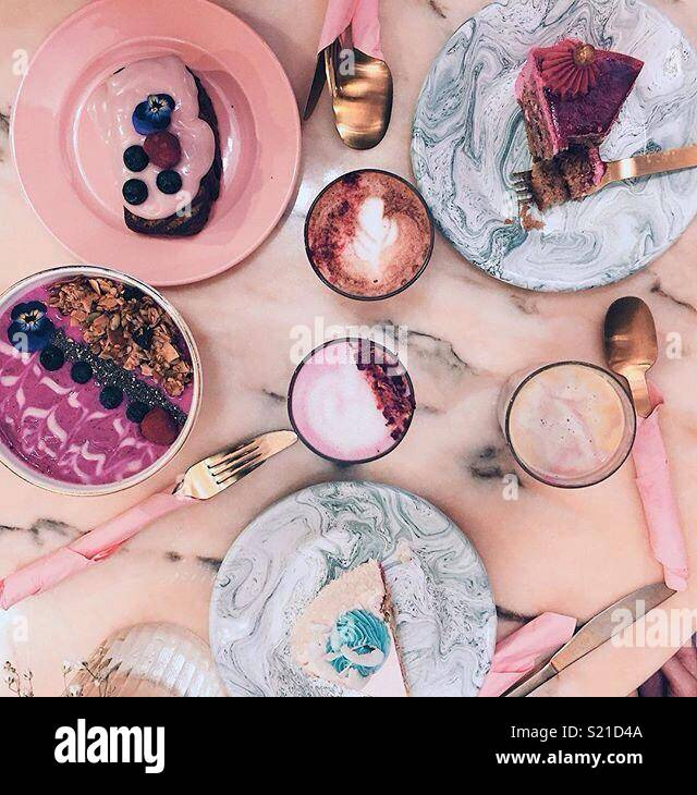 Torta party Immagini Stock