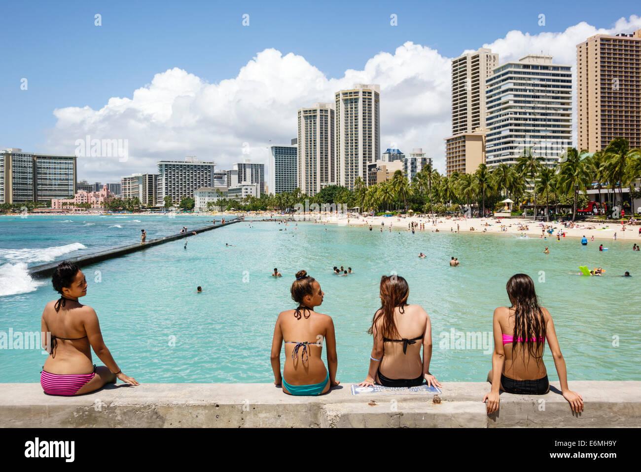 teen City beach