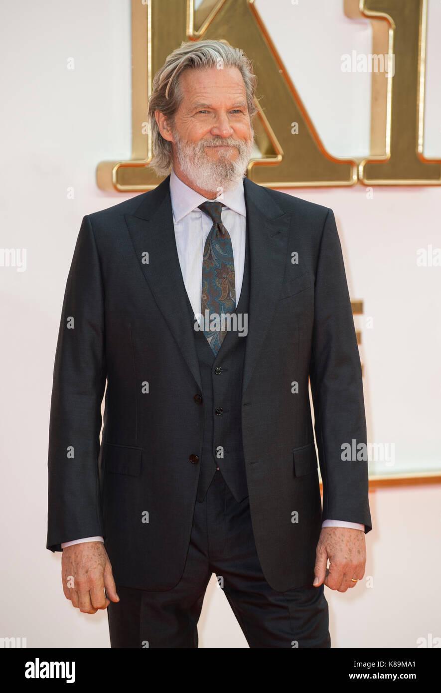 """""""Kingsman: Golden Circle' World Premiere Imagens de Stock"""