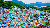 aerial-view-of-gamcheon-culture-village-