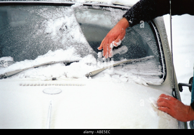 Scraping Ice Stock Photos & Scraping Ice Stock Images - Alamy