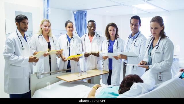 Dating scene in medical school