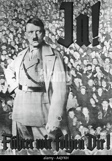 adolf hitler thesis statement On this day in 1934, adolf hitler, already chancellor, is also elected president of germany (adolf hitler becomes president of germany) thesis statement.