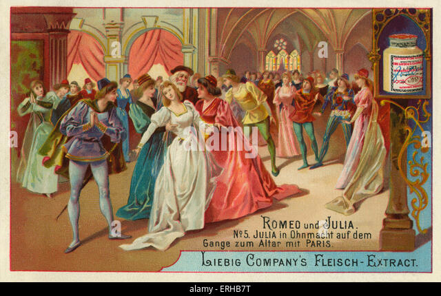 death in william shakespeares romeo and juliet In romeo and juliet, shakespeare creates a violent world, in which two young people fall in love it is not simply that their families disapprove the montagues and.