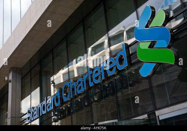 Standard chartered headquarters london march 2017
