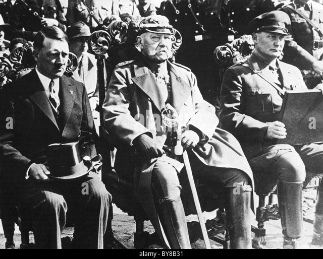 an overview of the role of hitler as a chancellor of germany In january 1933, hindenburg and papen came up with a plan to get the nazis on their side by offering to make hitler vice chancellor he refused and demanded to be made chancellor they agreed, thinking they could control him in january 1933, hitler became chancellor, and immediately set about making himself absolute ruler of germany.