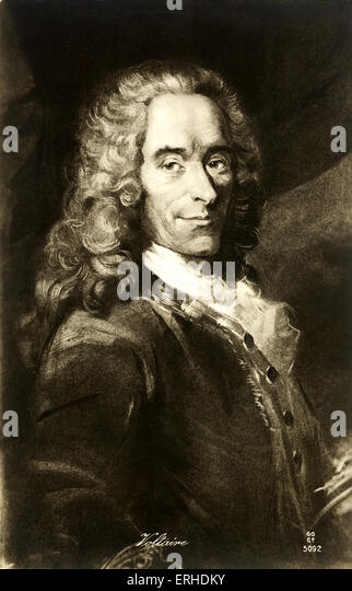 francois marie arouet voltaire french author