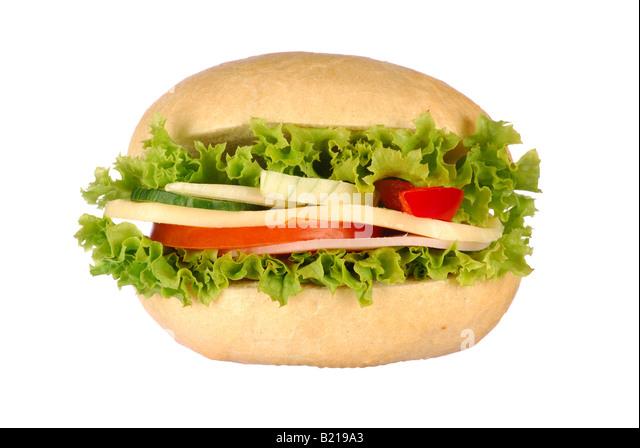Sandwich - Stock Image