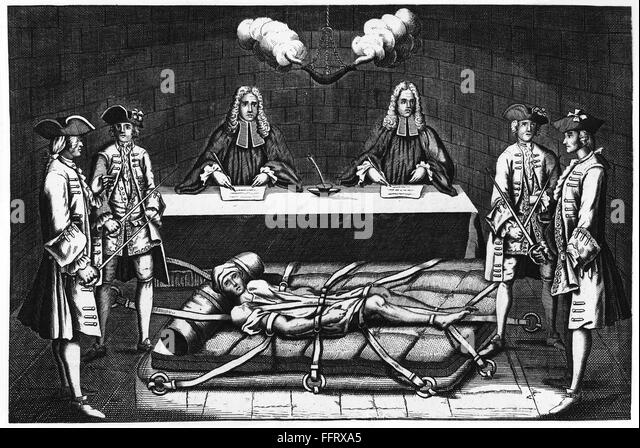 foucaults spectacle of torture