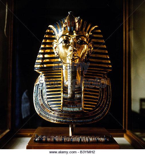 tutankhamen's death