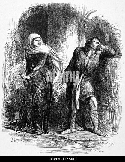 the different types of imagery in shakespeares macbeth