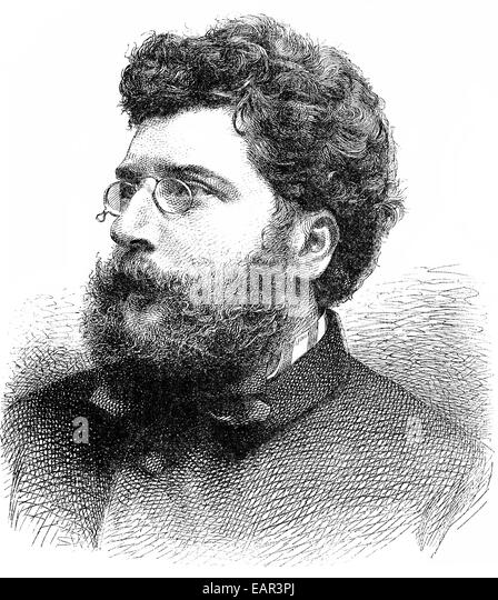 a biography of georges bizet a french composer of the romantic era