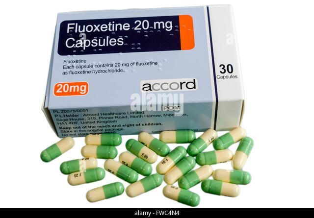 Picture Fluoxetine Capsules