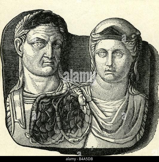 a biography of the first roman emperor flavius valerius constantinus Information about flavius valerius constantinus in the audioenglishorg dictionary roman emperor (sovereign of the flavius claudius julianus.