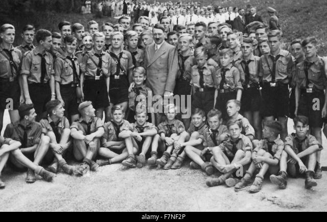 an analysis of adolf hitlers perspective on other races during his nazi rule