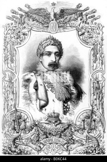 napoleon iii of france and monarchists
