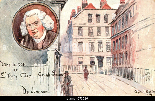 london by samuel johnson London: a poem in imitation of the third satire of juvenal by samuel johnson edited and annotated by jack lynch.